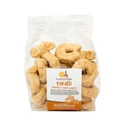 Taralli caserecci 250 grammi Bontà di Puglia
