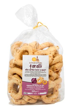 Taralli alla Cipolla - 250 g